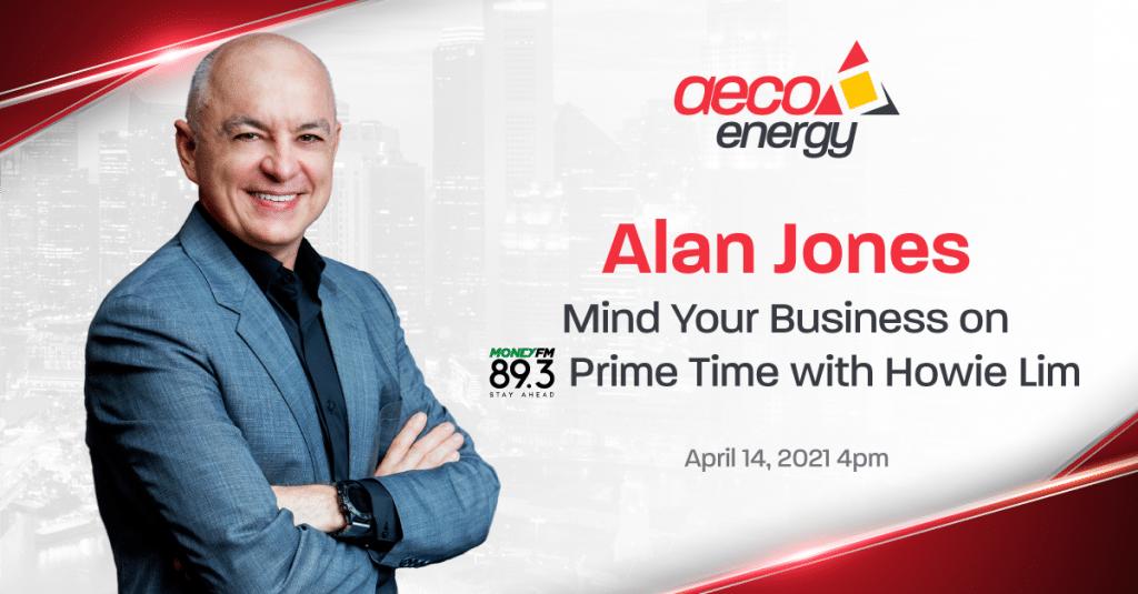 MoneyFM interview with Alan Jones
